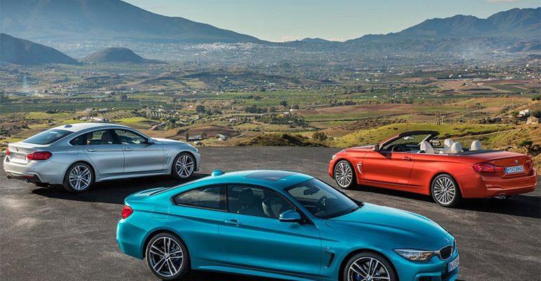 Новые модели BMW 2017-2018