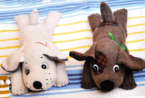 Мягкие игрушкиподелки своими руками