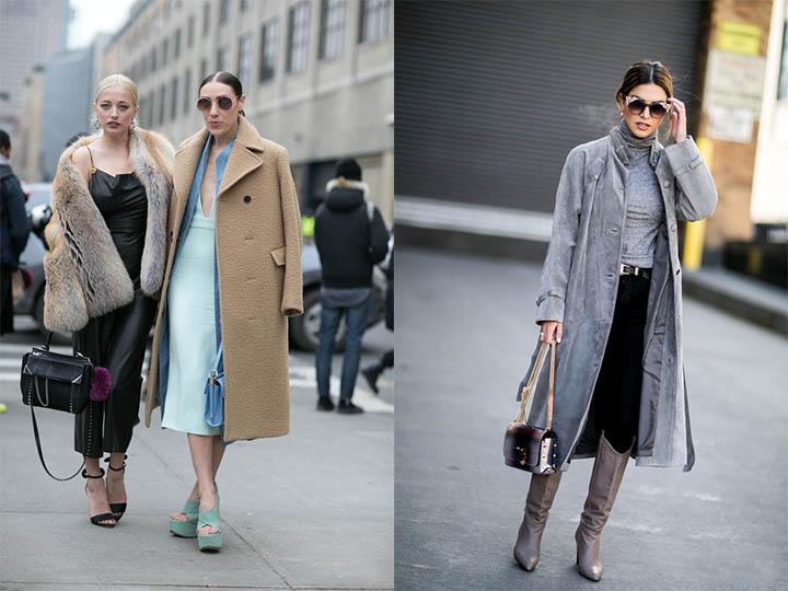 Уличная мода 2017-2018