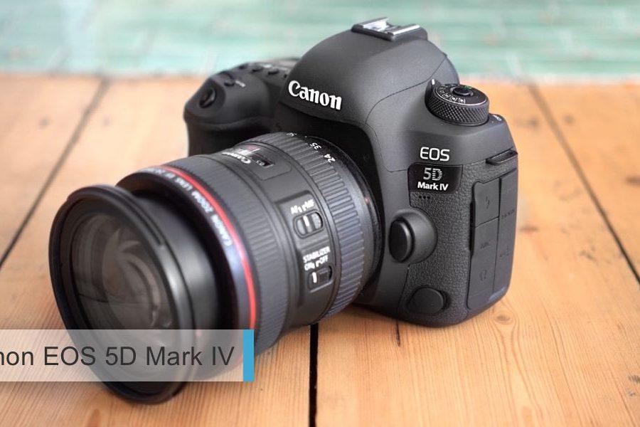 Новинки Canon 2017-2018