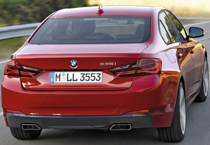 BMW 3 Series 2018 года