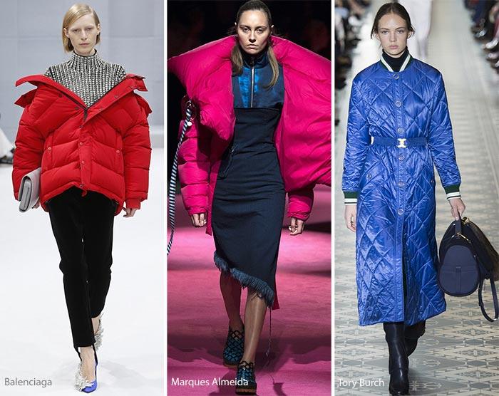 Что модно носить зимой в 2017-2018 году