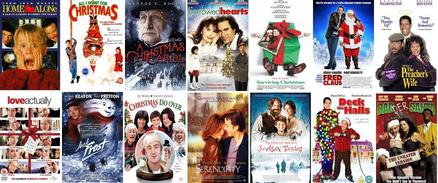 Кино про новый год для детей