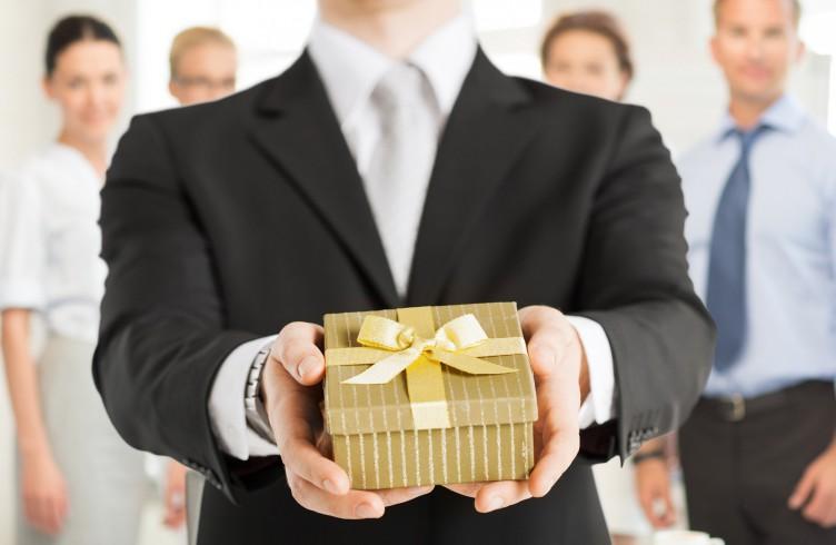 Подарки коллегам на Новый 2018 год