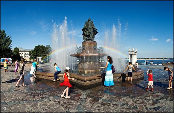 Прогноз погоды в Волгограде на лето 2018