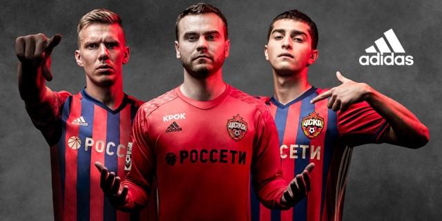 ЦСКА по футболу 2017-2018