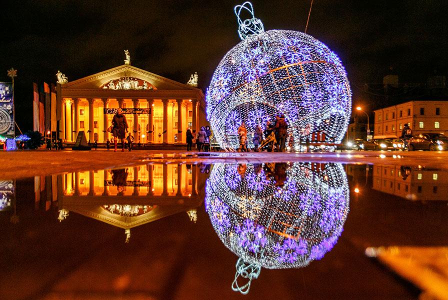 Туры из Москвы на Новый год 2018